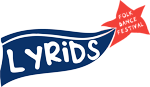 Lyrids Folk Dance Festival Logo