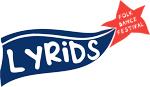 Lyrids Folk Dance Festival Logo
